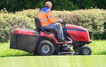Omagh lawn mowing costs