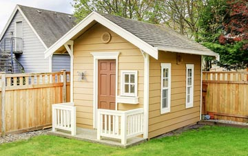 Omagh shed supply and installation