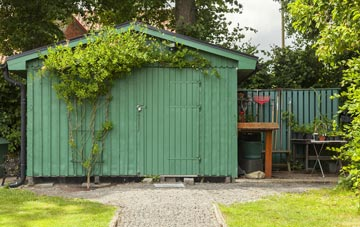 benefits of Omagh garden storage sheds