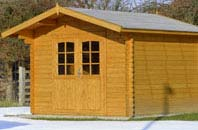 Omagh shed installation